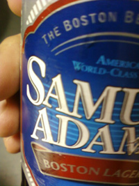sam adams is emo